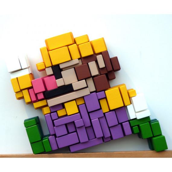 Wario de Mario Bros