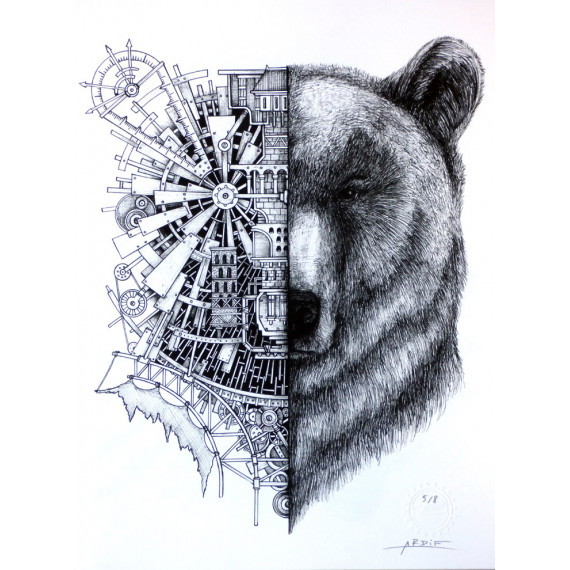 The Mechanimal Bear