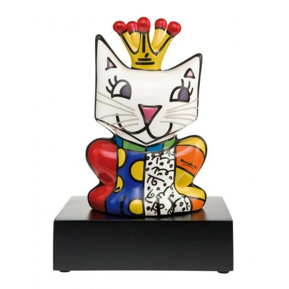 Le roi chat à la Couronne