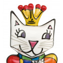 The King Cat with the Crown