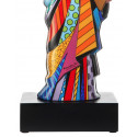 Statue of Liberty -sculpture-romero-britto
