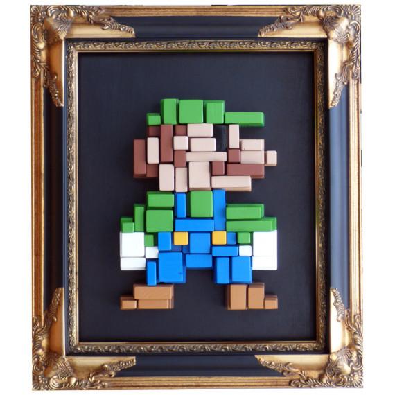 Luigi of Mario Bros
