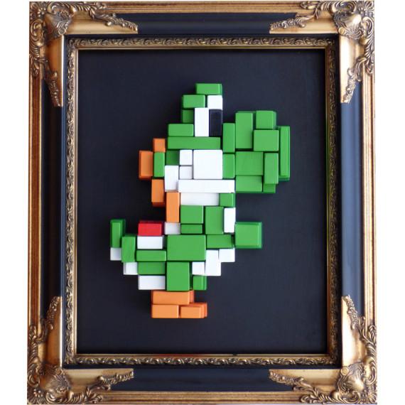 Yoshi of Mario Bros