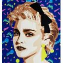 La Madone ( Portrait de Madonna )