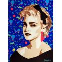 La Madone ( Portrait de Madonna ) n°2