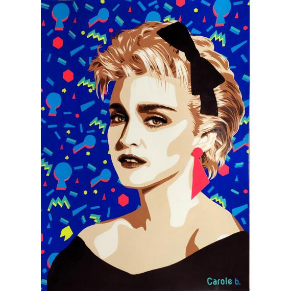 La Madone ( Portrait of Madonna ) N°2