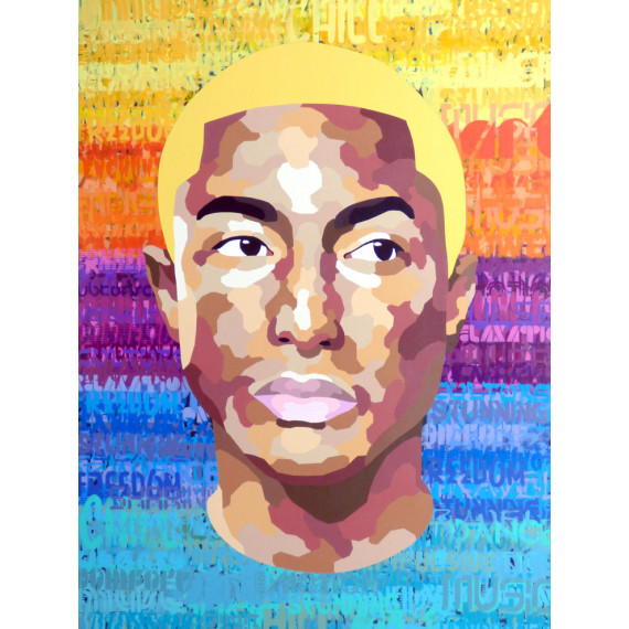 Pharrell Lanscilo Williams