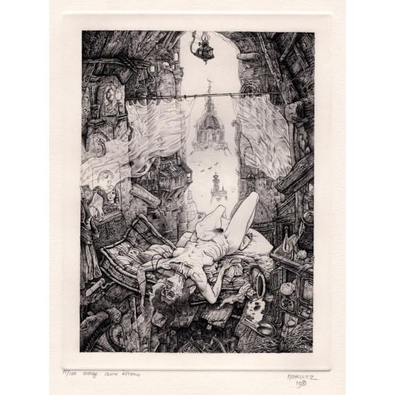 Philippe MOHLITZ - La vierge aux étrons