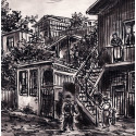 Gazi le Tatar - Montmartre, un coin de l'ancien Maquis