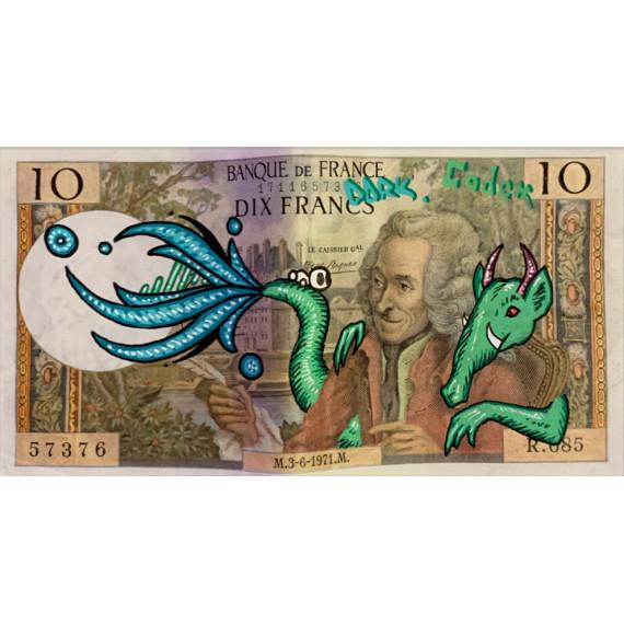 DARK X CODEX « Billet I »