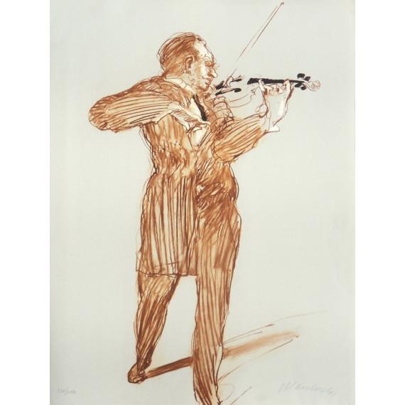 Claude Weisbuch - Violonist