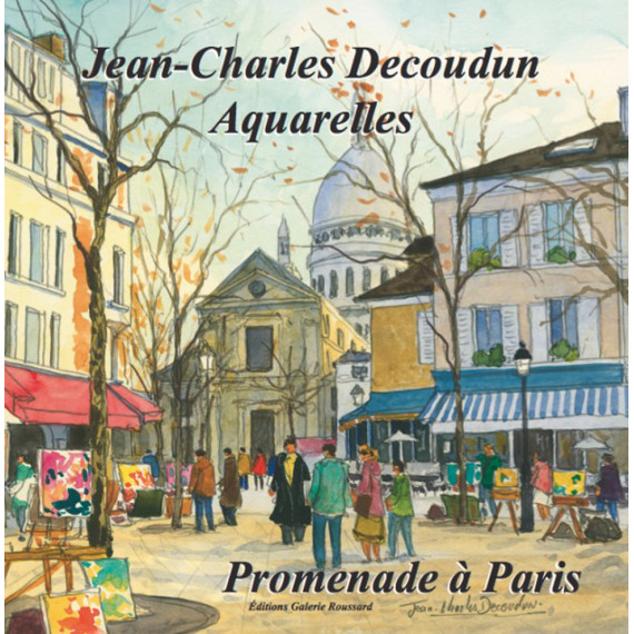 Jean-Charles DECOUDUN - PARIS