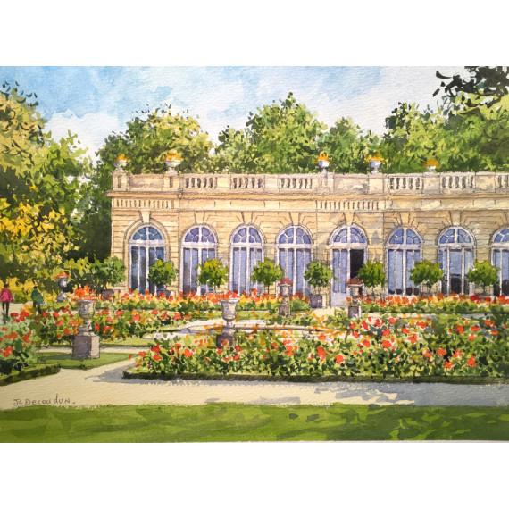 Gardens of Bagatelle