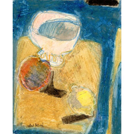 Bol et fruit, 1977