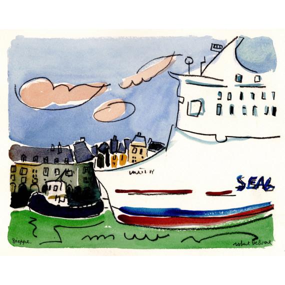 Dieppe, Le Sealink