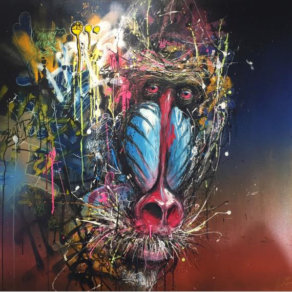 le-mandrill-sax-henry-blache-peinture