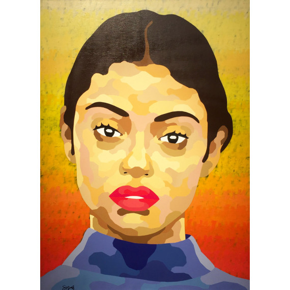 Alyssa-shaz-peinture