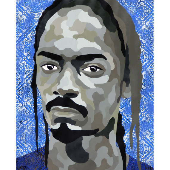 SNOOP DOGG de son vrai nom Calvin Cordozar Broadus, Jr.