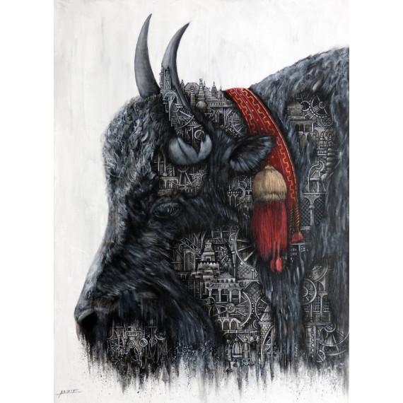 Yak Mechanimal peinture ardif
