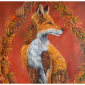 Fox Mechanimal ardif street art