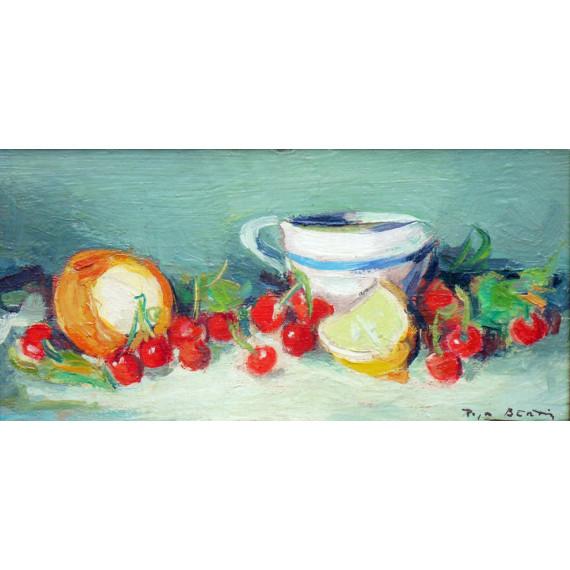 Roger Bertin - Composition au citron