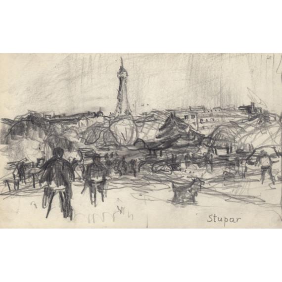 La Tour Eiffel -marko-stupar-