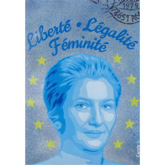 Simone Weil - Liberty Legality Femininity