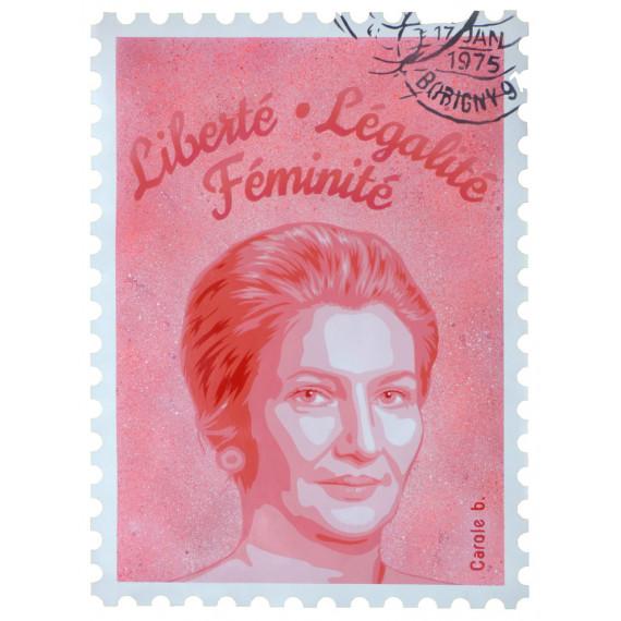 Simone Weil - Liberté Légalité Féminité