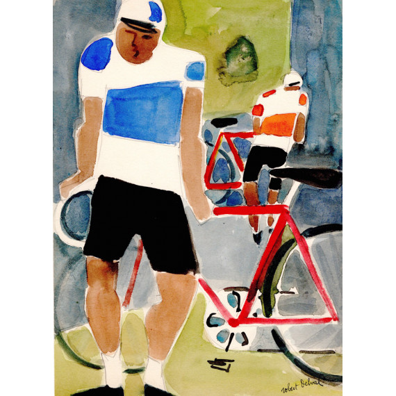 Les cyclistes 1975