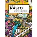 La Divine Comédie : Le livre + La Digigraphie + Croquis 1 jerome-rasto-peinture