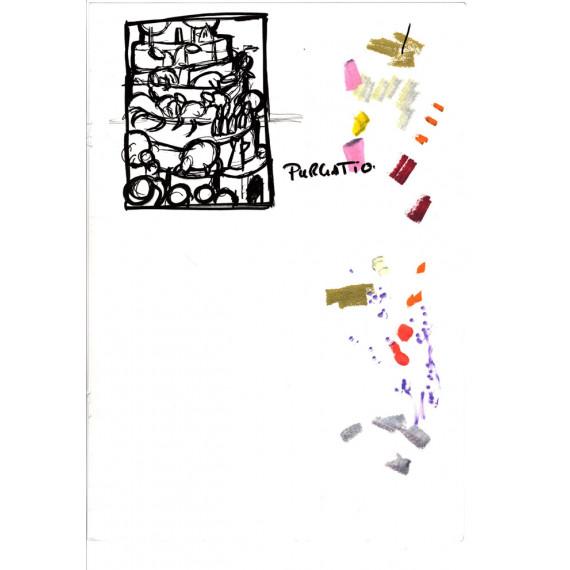 La Divine Comédie : Book + Print + Sketch N°8