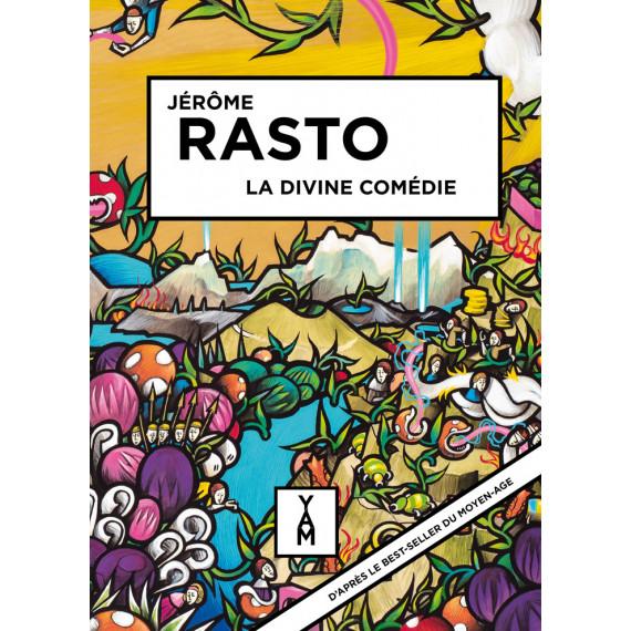 La Divine Comédie : Le livre
