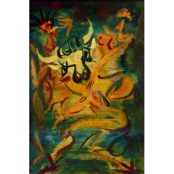Painting : Le Bal des Quat'z'arts