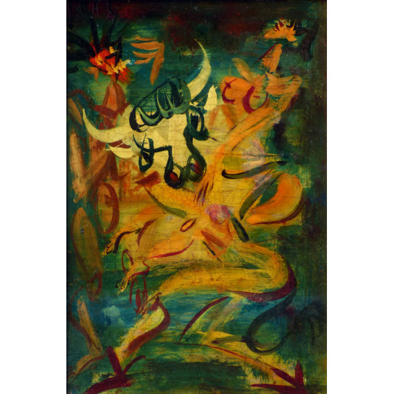 Peinture : Le Bal des Quat'z'arts