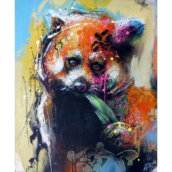 urban-red-panda-by-henry-blache-sax-street-urban-art
