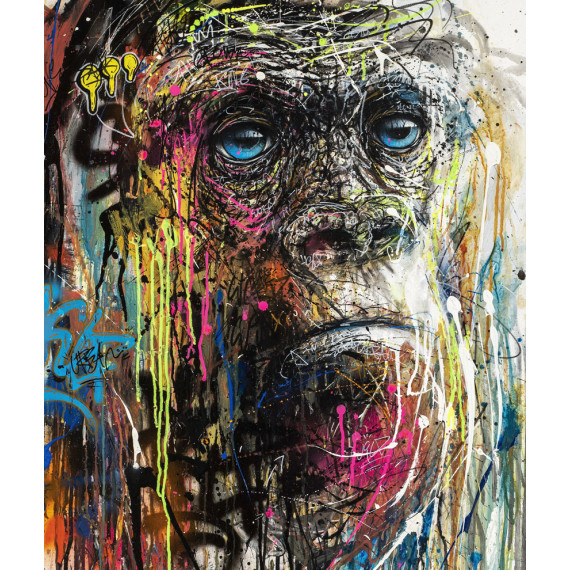 urban-Gorilla-ii-by-henry-blache-sax-street-urban-art