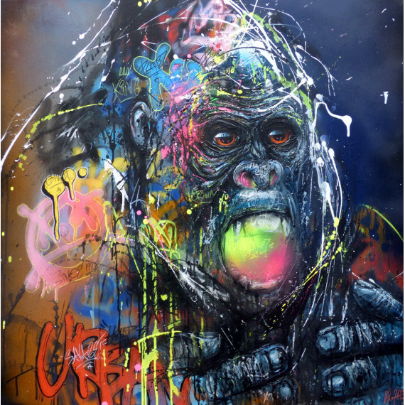 urban-gorilla-iii-by-henry-blache-sax-street-urban-art
