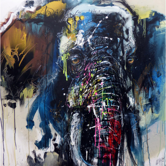 urban-Elephant-by-henry-blache-sax-street-urban-art