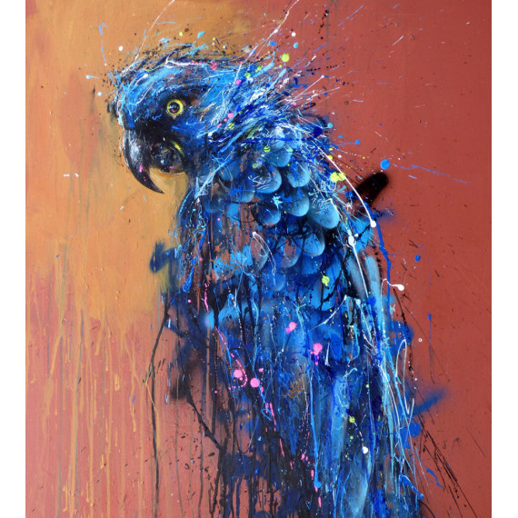 urban-blue-macaw-by-henry-blache-sax-street-urban-art
