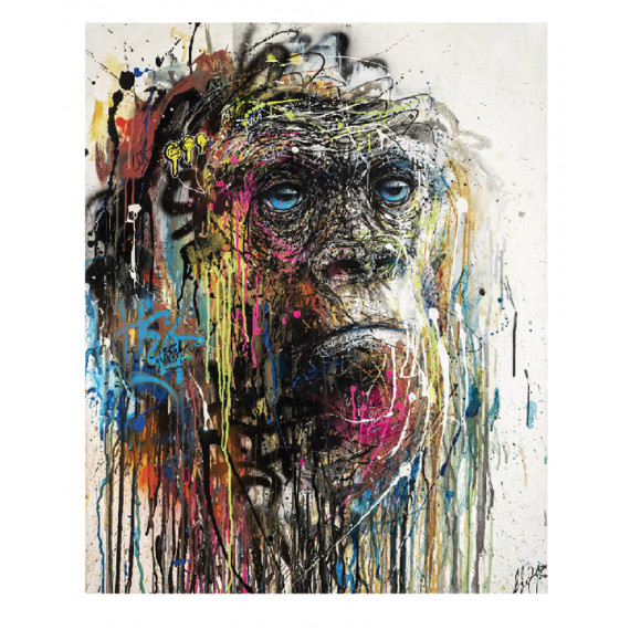 Limited Edition : Urban Gorilla II