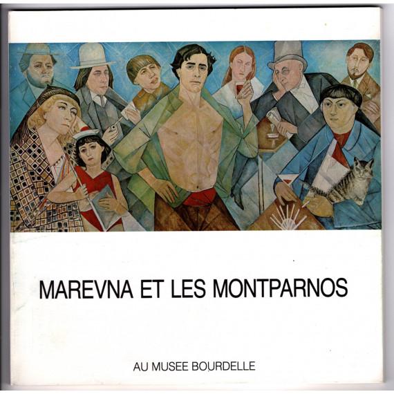 Book - Marevna et les Montparnos at Bourdelle Museum 1985