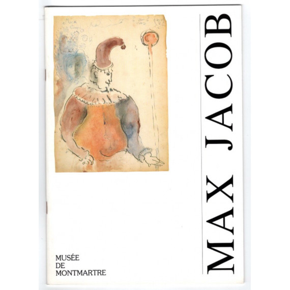 Livre - Max JACOB - Musée de Montmartre