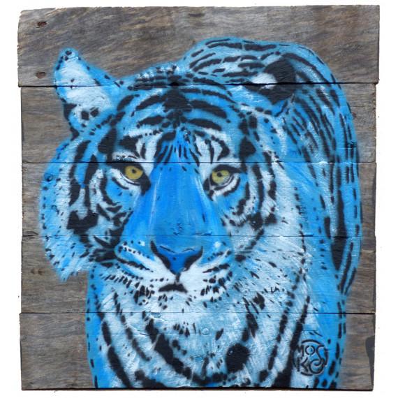 Mosko - The Blue Tiger