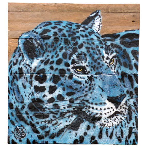 Mosko - The Blue Jaguar