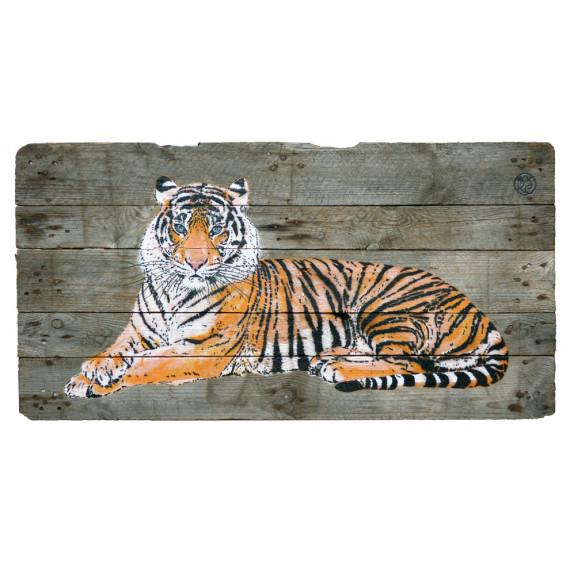 Mosko - le Tigre Allongé