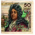 50 Francs Banque de France-codex-urbanus