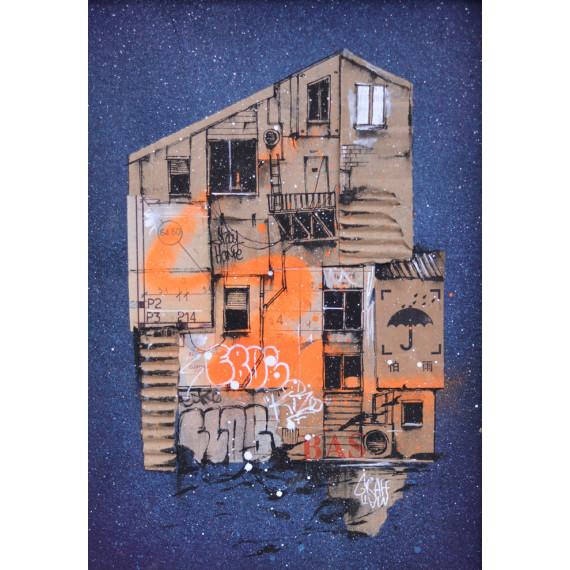 Graffmatt -STAY HOME