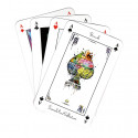 THE STREET ART CARD GAME for the benefit of TELETHON
