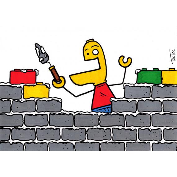 Toctoc - Dessin - Lego Duduss