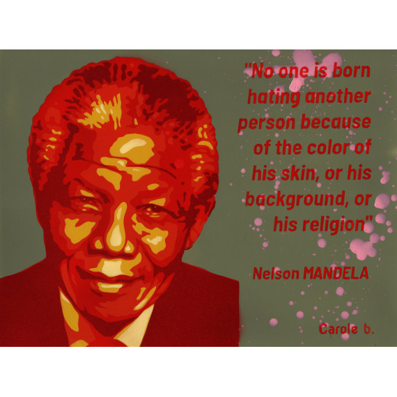 Nelson Mandela, le libérateur